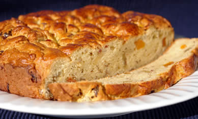 Gluten Free Holiday Panettone Bread H