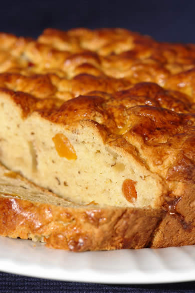 Gluten-Free Holiday Panettone Bread — Citrus Accents