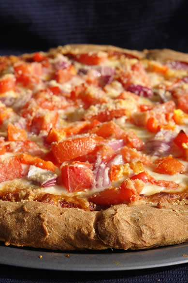 Gluten-Free Traditional Thick-Crust Pizza