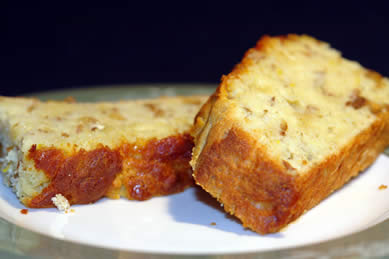 Gluten Free Orange Nut Bread